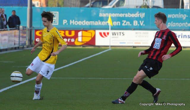 Plaatsing foto SV Meerssen op Website Sport 2
