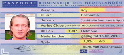Roy Vissers Brabantia